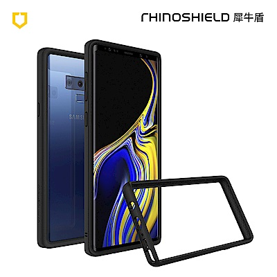 犀牛盾 Samsung Note 9 CrashGuard防摔邊框手機殼