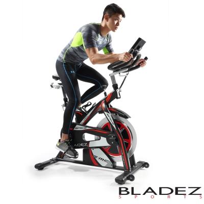 【BLADEZ】951C-SPIKE-R E.MC雙合金程控飛輪健身車