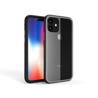 IN7 絢彩系列 iPhone 11 (6.1吋) 撞色透明防摔手機保護殼