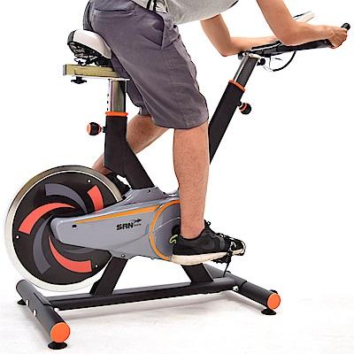 SAN SPORTS 後驅13KG飛輪健身車
