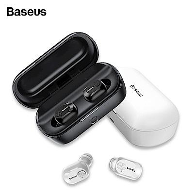 Baseus倍思 W01 Encok TWS真無線藍牙耳機 雙耳入耳式運動耳機