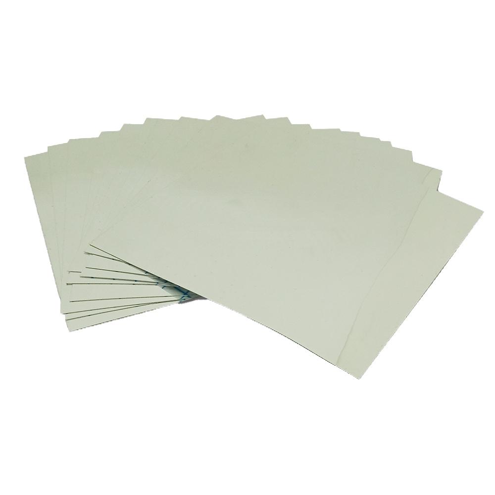 金德恩 台灣製造 方格隨意拼鏡面紙15x15cm (一包15片裝)