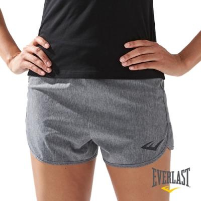 【EVERLAST】女款運動短褲-灰色