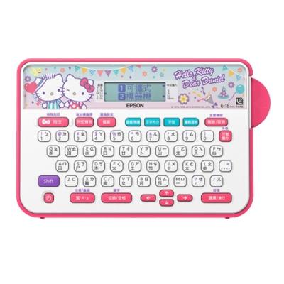 EPSON LW-220DK Hello Kitty&Dear Daniel中文版標籤機