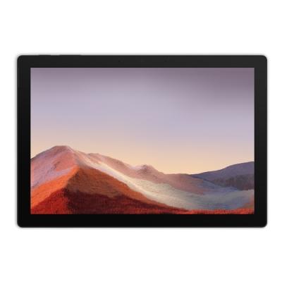 (無卡分期-12期)微軟Surface Pro 7 i7 16G 256G 霧黑平板