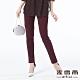【麥雪爾】棉質極簡鬆緊腰身長褲 product thumbnail 1