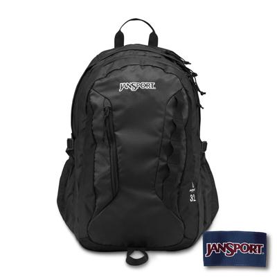JanSport - AGAVE系列後背包 -黑