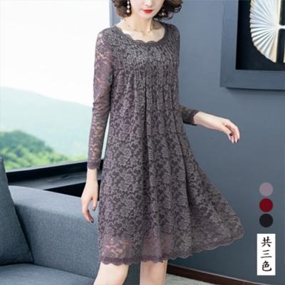 【韓國K.W.】(預購)流行穿搭獨賣洋裝