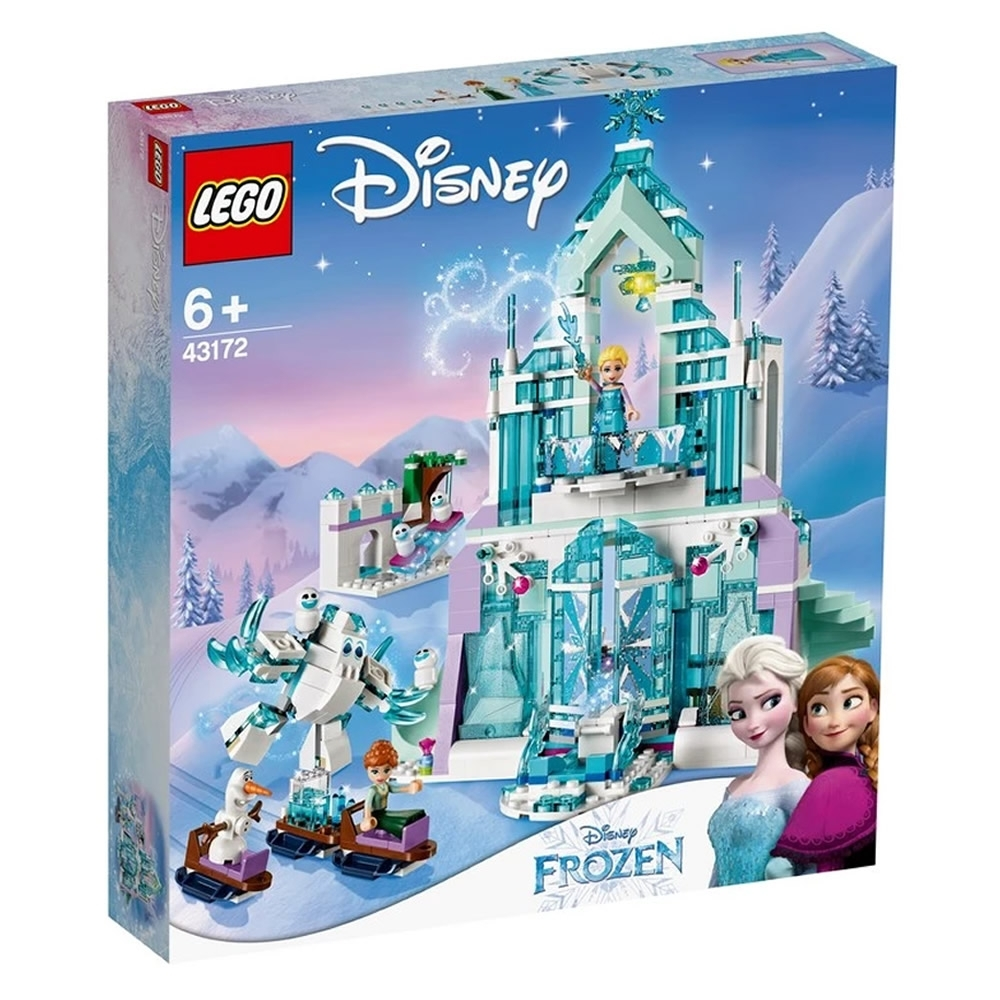 樂高LEGO 迪士尼公主系列 - LT43172 Elsa's Magical Ice P
