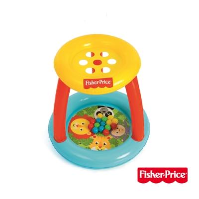 凡太奇 Fisher-Price費雪天降球雨互動式造型球池 (附15顆球) 93541 - 速