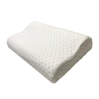 金德恩 台灣製造 竹備長炭記憶枕57x36cm/太空枕/超柔軟/透氣/不易變形