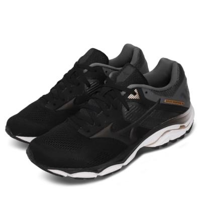 Mizuno 慢跑鞋 Wave Inspire 16 寬楦 女鞋