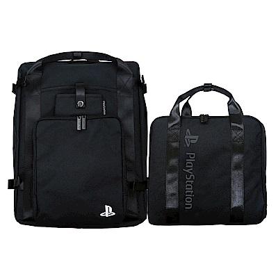 PlayStation 後背包 (附PS4主機用收納包)