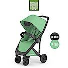 荷蘭 Greentom  Classic經典款嬰兒推車(尊爵黑+率性綠)