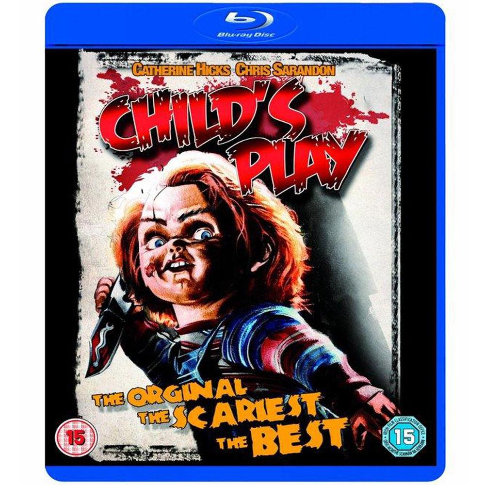 靈異入侵 Child's Play  藍光  BD