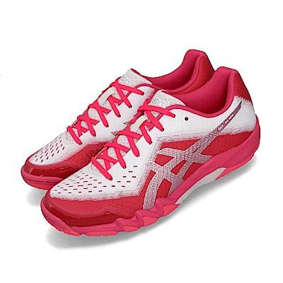 Asics 羽球鞋 Gel-Blade 6 運動 女鞋