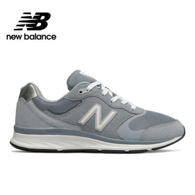 New Balance走路鞋_女_灰藍_WW880BG4-D