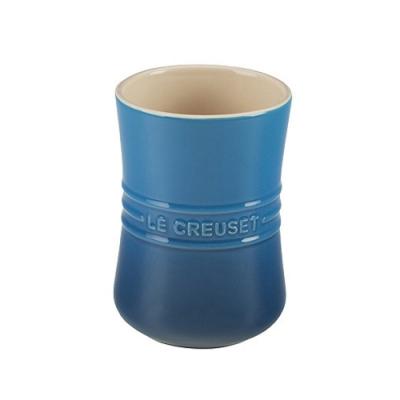 LE CREUSET 瓷器器皿座1L-馬賽藍