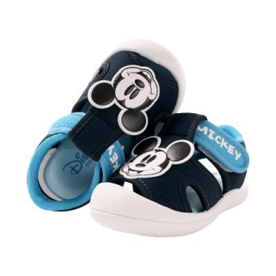 魔法Baby台灣製迪士尼米奇正版護趾防滑幼兒外出鞋sk0973