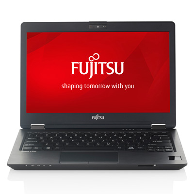 FUJITSU U 728 -PB 721   12 . 5 吋筆電-黑色