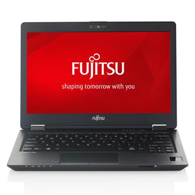 FUJITSU U748-PB721 14吋筆電-黑色