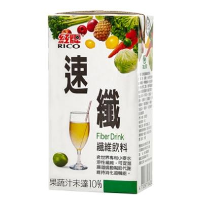紅牌 速纖纖維飲料(300mlx6入)