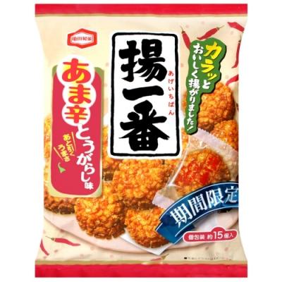 龜田 揚一番辣味米果(112g)