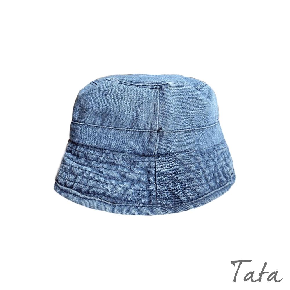 素色牛仔漁夫帽 共二色 TATA product image 1