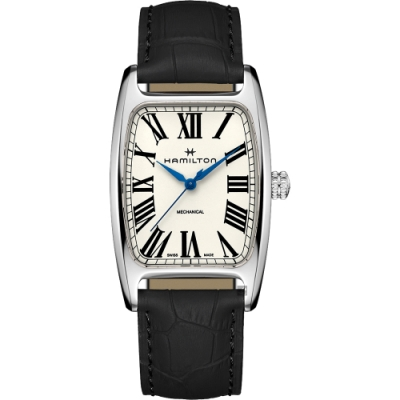 Hamilton 漢米爾頓 美國經典 柏登手上鍊機械錶