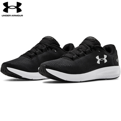 【UNDER ARMOUR】女 Charged Pursuit 2慢跑鞋