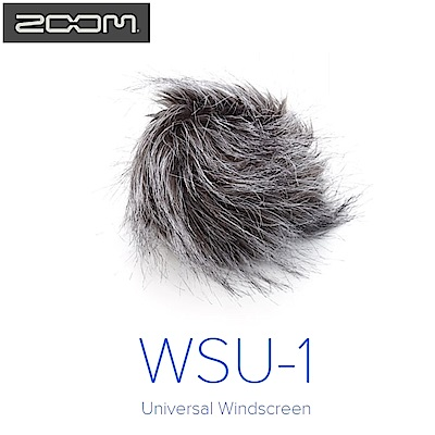 日本Zoom麥克防風毛罩WSU-1