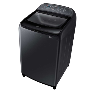 Samsung三星 16KG 雙效手洗洗衣機 WA16J6750SV/TW -奢華黑
