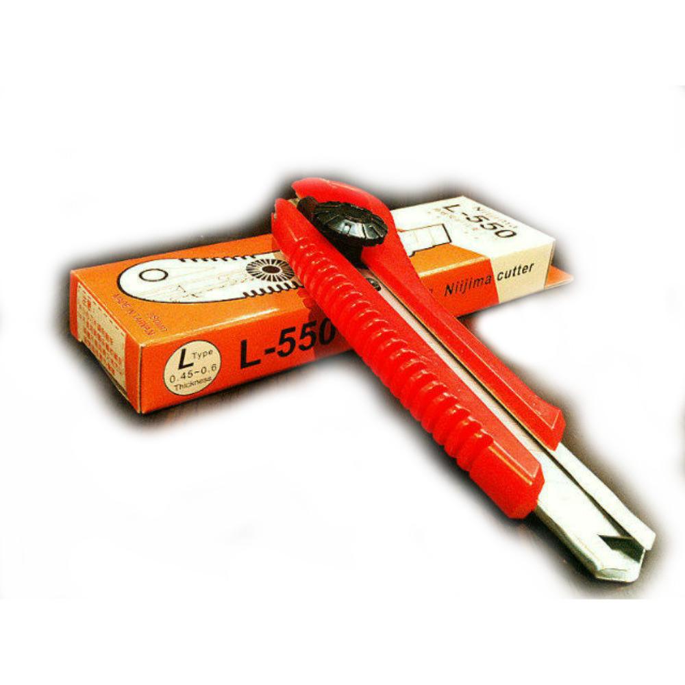 L-550 美工刀~便宜 又 好用