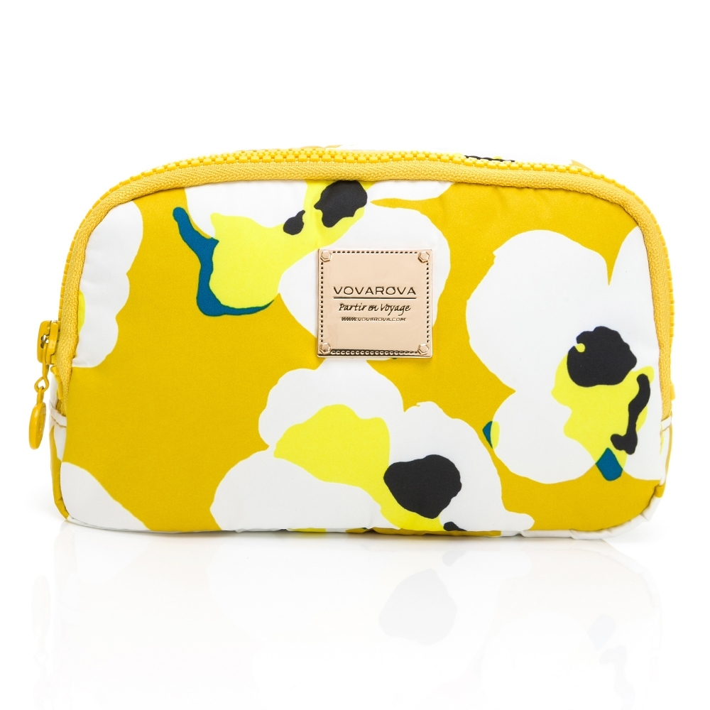 VOVAROVA空氣包-收納化妝包-翻糖朵朵系列/萊姆甜心