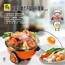 鍋寶4公升分離式不鏽鋼料理鍋 SEC-420-D