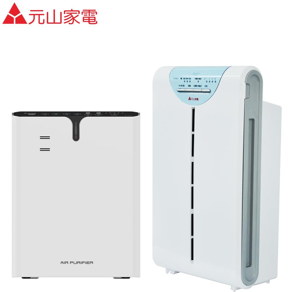 元山 超值組空氣清淨機 YS-3730ACP + YS-356ACC