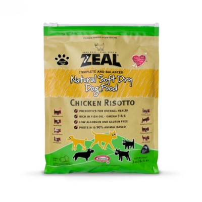 紐西蘭ZEAL真致 純淨低敏雞肉犬糧 3KG/6.5LBS (ZE-C3)