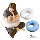 英柏絲 兩色 3D涼感網布 多功能舒壓 哺乳枕 可拆洗 孕婦輔助 護嬰 托腹