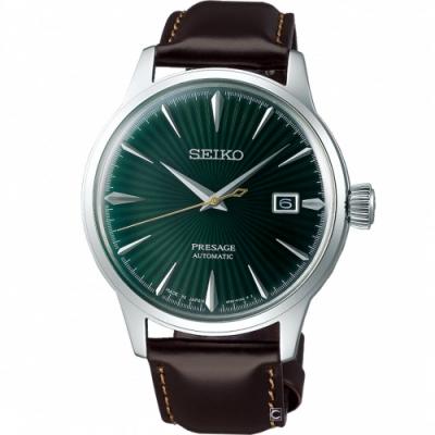 SEIKO Presage 調酒師41小時動力儲存機械錶(SRPD37J1)40mm