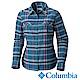 Columbia 哥倫比亞 女款-Omni-Wick快排長袖襯衫墨藍UAK02890 product thumbnail 1