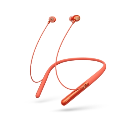 OPPO Enco Q1 無線降噪耳機 陽光橙