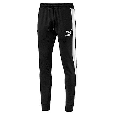 男性流行系列Iconic T7長褲-黑色-歐規