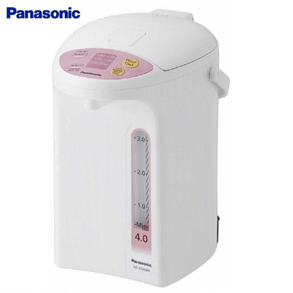 Panasonic 國際牌 4公升微電腦熱水瓶 NC-EG4000-