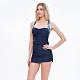 澳洲Sunseeker泳裝泳裝機能型女士隱藏式鋼圈魔術罩杯連身式泳衣/深藍8180074NAV product thumbnail 1