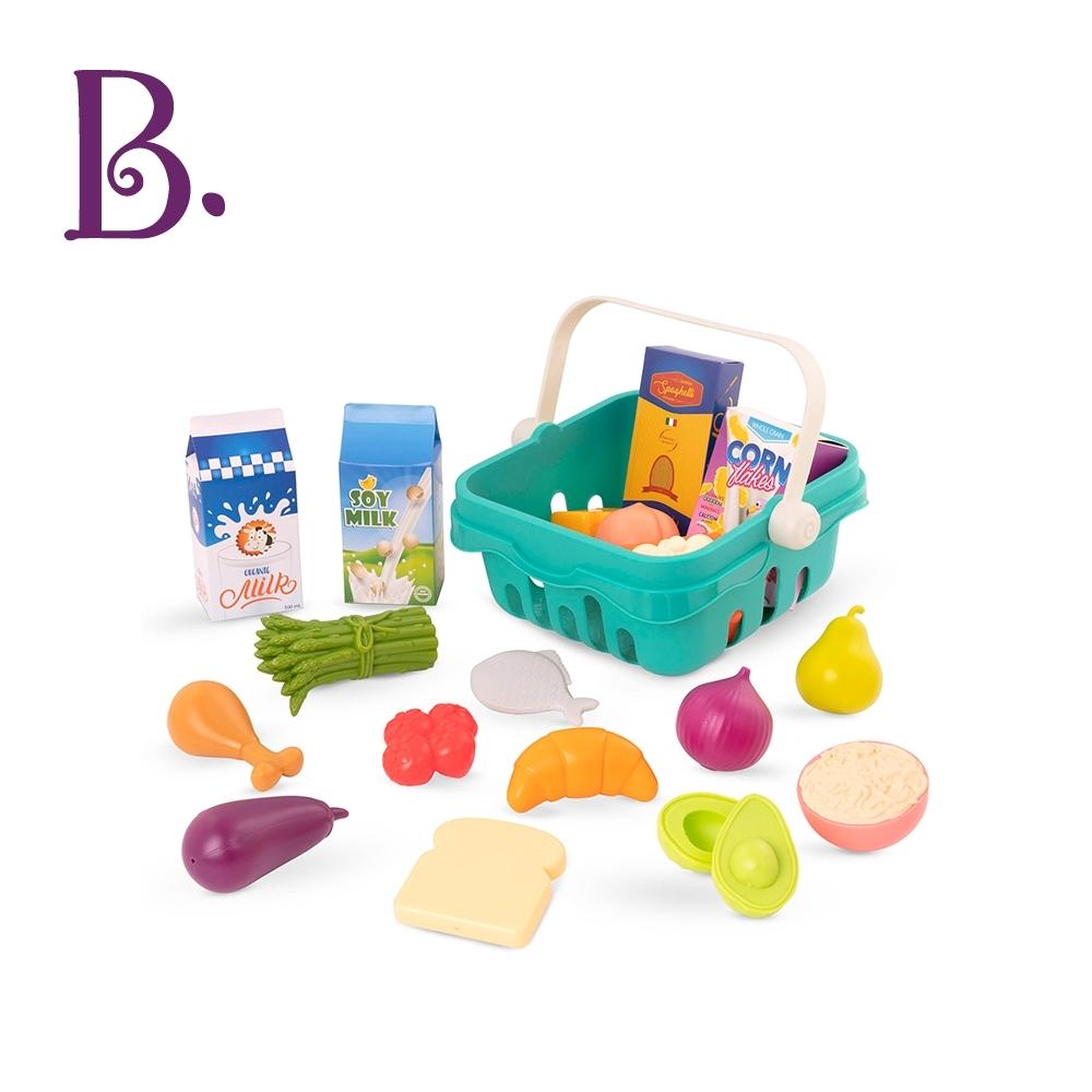 B.Toys 早午餐購物籃 家家酒