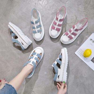 KEITH-WILL時尚鞋館搶鮮購清涼夏季簍空涼鞋