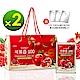 韓國IZMiZ逸直美 高濃度紅石榴鮮榨美妍飲禮盒x2箱 (共60包) product thumbnail 1