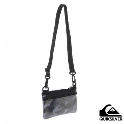 【QUIKSILVER】BLOCK MINI BAG 包包 灰色