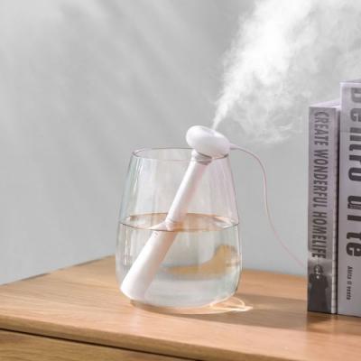 甜甜圈加濕器 便攜通用迷你噴霧加濕器 USB電源