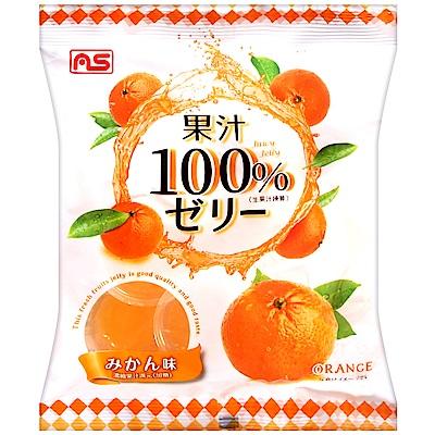 AS 果汁果凍-橘子風味(144g)